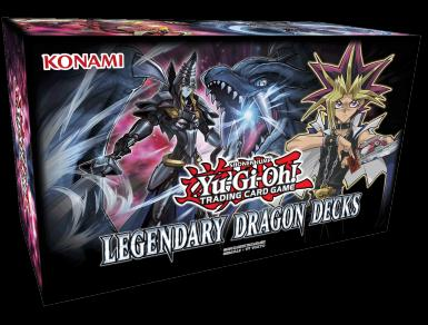 LEGENDARY DRAGON DECKS
