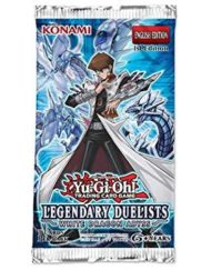LEGENDARY DUELISTS - WHITE DRAGON ABYSS BOOSTER