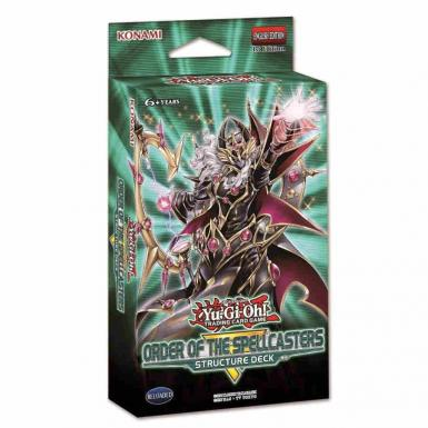 ORDER OF THE SPELLCASTER STRUCTURE DECK