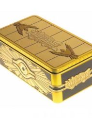 GOLD SARCOPHAGUS TIN