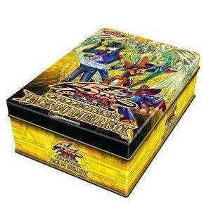 DUELIST PACK COLLECTION TIN 2010 EXCLUSIVE A (ŽUTI)