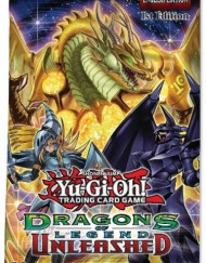 DRAGONS OF LEGEND - UNLEASHED BOOSTER