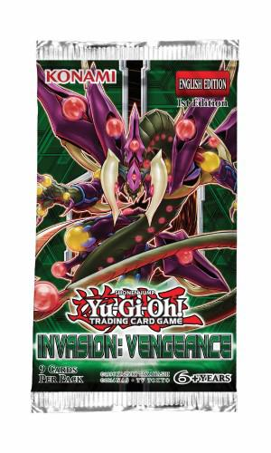 INVASION: VENGANCE BOOSTER